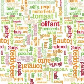 Words Dutch - ROG