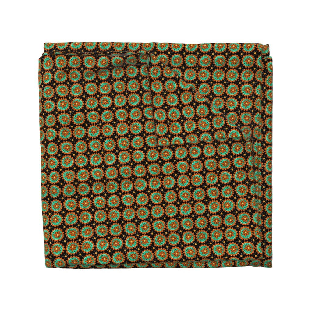 Wyandotte Duvet Cover featuring Fliggle by bippidiiboppidii