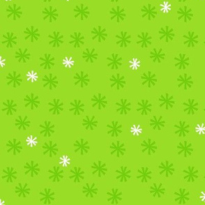 Green Jolly Forest Scatter