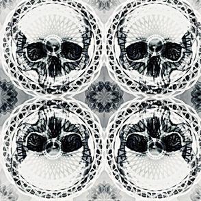 Skull Head Mini