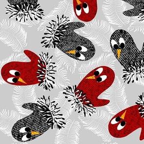 bird mittens = twittens