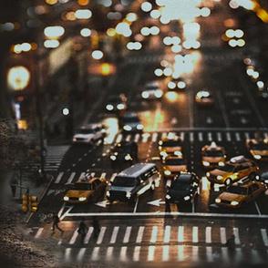 Moonlight Traffic