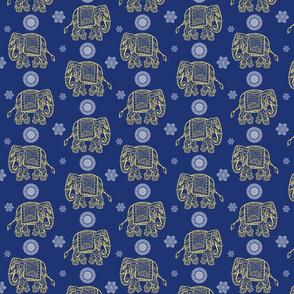Kristin's Elephants