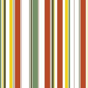Tiki Party Stripe