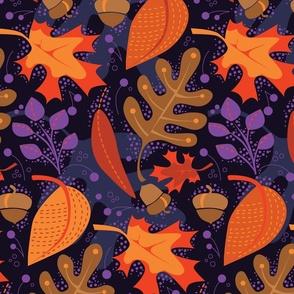 Autumn Royalty