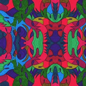 Tropicali Colored Edges
