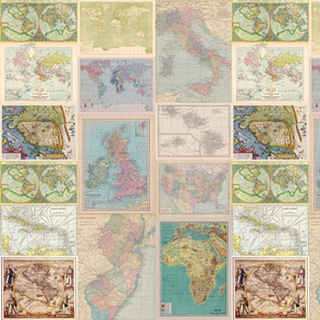 Glorious Maps