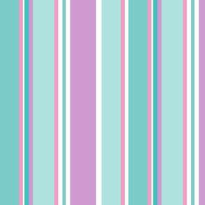 Stripes in pastel