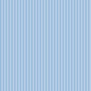 skinny mitten stripes - shadow blue