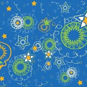 Star Flurry Scatter