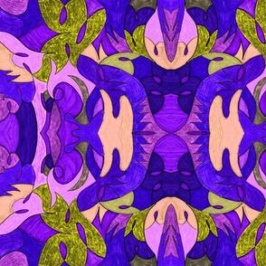 Tropicali Purple Channel