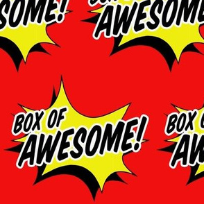 Box of Awesome Gift Wrap