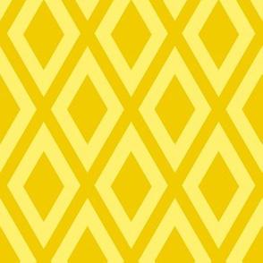 Ruby's Diamonds in Yellow