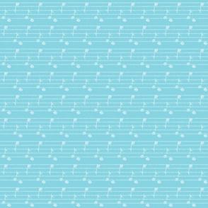 noteworthy light blue violin adante flourish blue coordinate