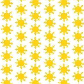 Tiny Philippine Suns
