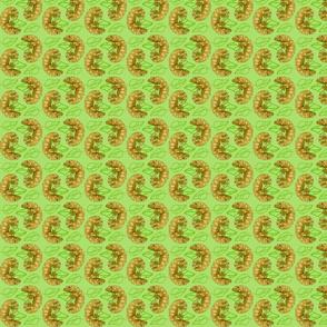Lime Green Leachie Print