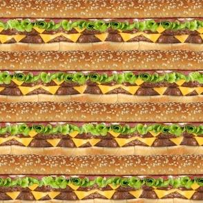 Cheeseburger Stripe