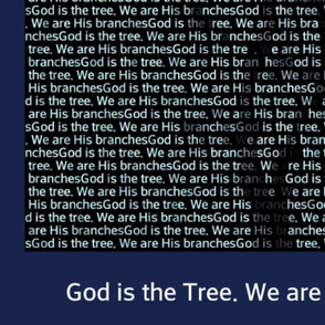 God Is The Tree