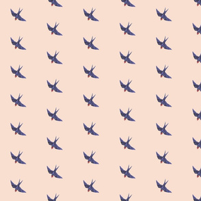 Swift Swallow Pink