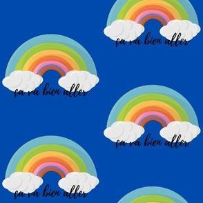 ça va bien aller, hope rainbow