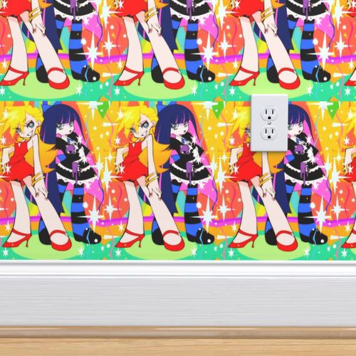 Wallpaper Panty And Stocking With Garterbelt