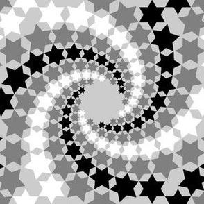 02638410 : mandala12 : swirling stars