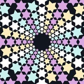 02638663 : mandala12 : stars upon stars