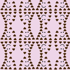 Cute Chocolate Chips-Baby Pink