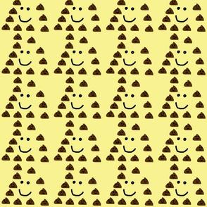 Cute Chocolate Chips-Baby Yellow