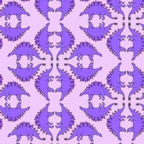 purplely pink stego