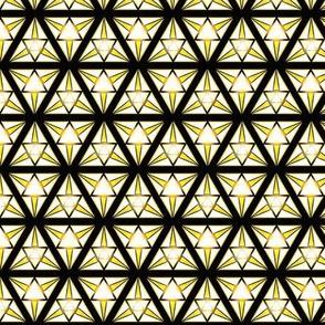 geometric goldflare