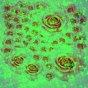 Disco Roses - Appletini