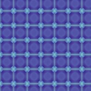 eronel's blue plaid