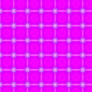eronel's hot pink plaid