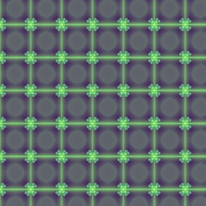 eronel's ethereal green plaid