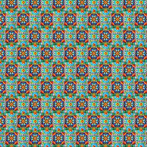 mosaic bright