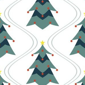 02650950 : fir tree slalom