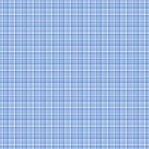 Spring Plaid - blue