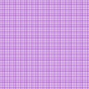 Spring Plaid - lavender