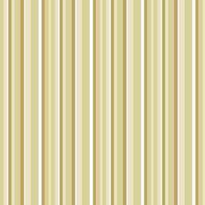 Spring Stripes - gold