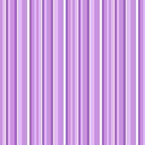Spring Stripes - lavender