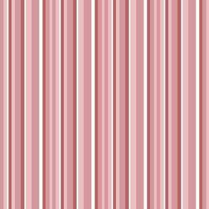 Spring Stripes - peach