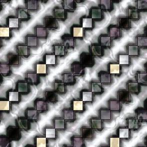 Basically Neutral Diagonal Squares