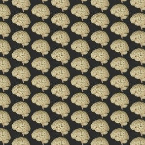 Brain Repeat Tiny Print