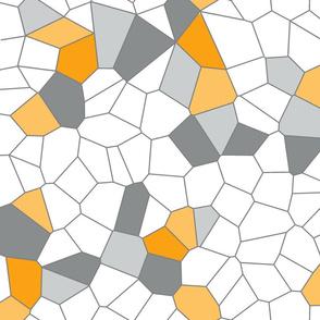Voronoi Random Colour