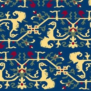 Carpet Border 1600s