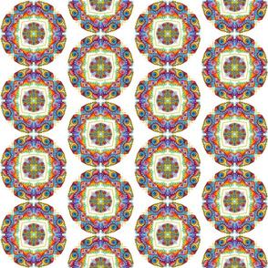 Mandala brightbead kaleidoscope