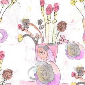 Nyrobi's Flower Painting