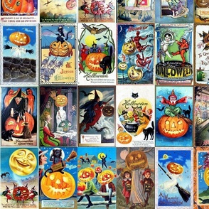 Halloween Vintage Cards