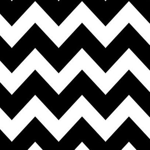 White Chevron